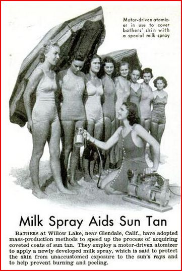 the enduring popularity of the suntan the new inquiry