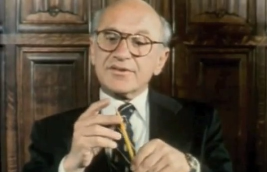 milton friedman s pencil the new inquiry milton friedman s pencil