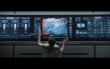 oblivion touch screen