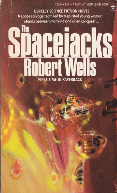 Wells - The Spacejacks