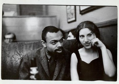 Diane and Amiri Baraka