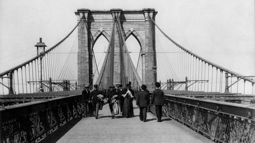 Emily Warren Roebling, the Woman Who Built New York – The
